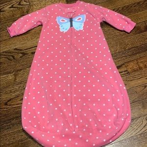 Carters Fleece Sleep Gown | BUNDLE TO SAVE